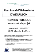 Illustration de « Plan Local Urbanisme Aiguillon »